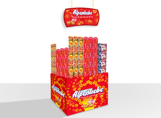 Alpenliebe - Tết này vẫn ngọt ngào như Tết xưa