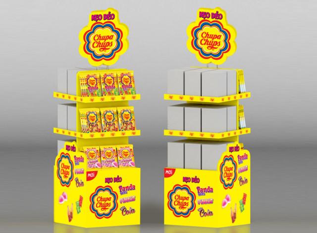 POSM Chupa Chups Jelly