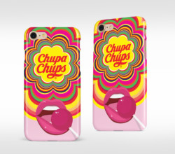 Chupa Chups Iphone Case design