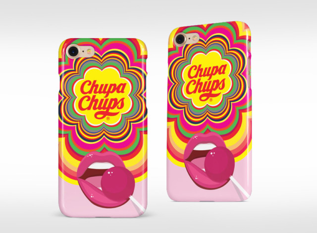 Chupa Chups Iphone Case design